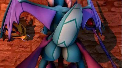 Dragon Booty - 1 min 19 sec