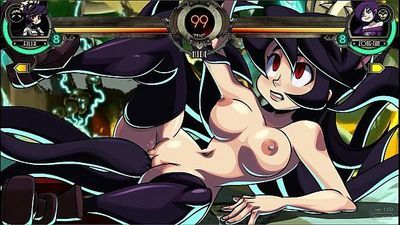 Skullgirls Hentai Game - 4 min