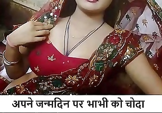 Full Hindi Indian Bhabhi Fucked By Me datingclubindia 8 min HD