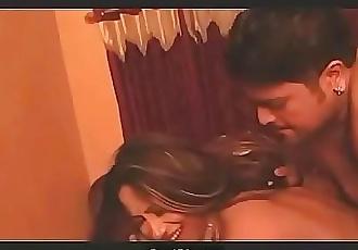 Big Boobs Rich bhabhi Hardcore Sex with Call Boy 9 min