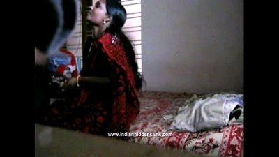 homemade mms of indian bhabhi blowjob and fucked in missionary style - 1 min 4 sec