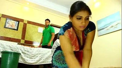 Indian Maid - 4 min