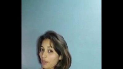 Indian nangi college girl dance - 45 sec