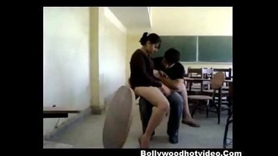 Indian Girl Smita Hot Sex In Class Room - 6 min