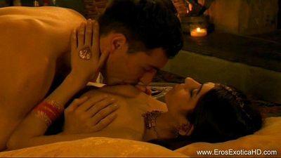 Exotic Indian Lovemaking - 12 min