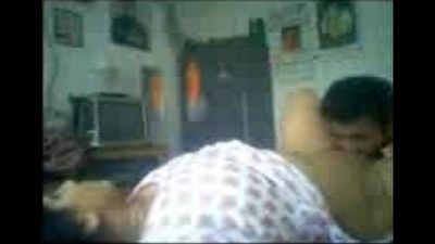 Indian sex, Mallu beauty has sex with her eccentric lover - 7 min