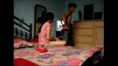 Indian Desi lovers Sucking Cock - 4 min