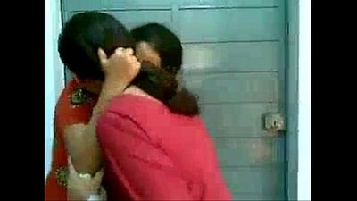 College girls playing in hostel - 9 min