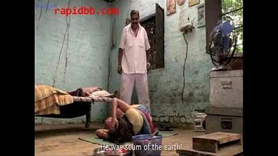 Village girl abused by richman - 7 min