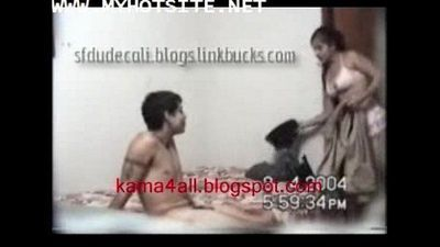 Desi Couple Home Made webcam sex tape - 6 min