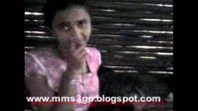 One school girl showing full body in store room Nice girl i like it - 4 min