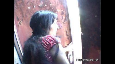 Indian Babe Gets Cum On Her Titst10.wm - 5 min HD