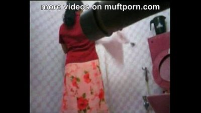 hidden cam indian milf in a shower muftporn.com - 10 min
