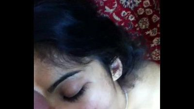 Desi Indian - NRI Girlfriend Face Fucked Blowjob and Cumshots Compilation - Leaked Scandal - 15 min