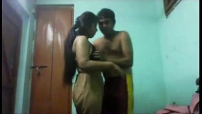 Indian hot big boobs teen college girl fucked by neighbour secretly in her home - 10 min