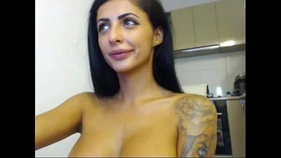 Indian Camgirl Playing With Ohmibod - livecams66.com - 17 min