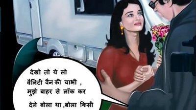 ashwarya ka Chakkar Hindi Audio Video Comics - 12 min