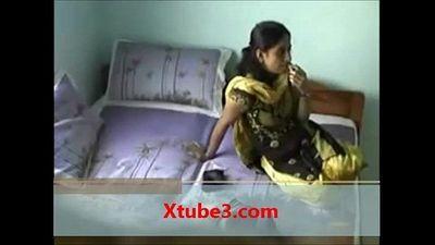 Indian desi college girl sex video hardcore homemade scandals - 15 min