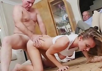 Gorgeous chick Molly Mae loves getting fucked