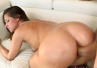 Horny Partner Bangs Teen Cassidy Klein And Make Her Suck His Cock