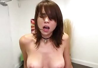 Teen perfect blowjob