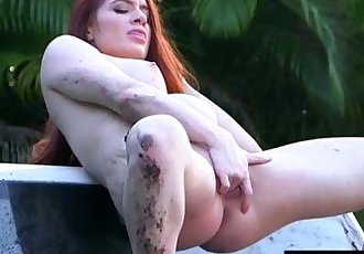Piper Perri and Veronica Vain lesbo action at the carwash