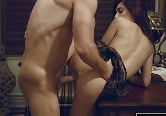 TEENFIDELITY Lily Ford Creampied By A ClownHD