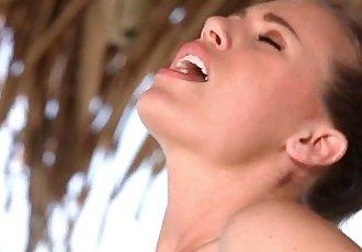 Hot lesbos Nicole Aniston and Mia Malkova 1 003
