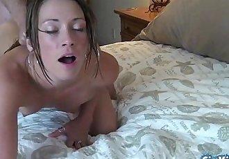 Big Titty MILF Worships Hubbys CockHD+