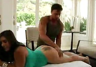 Raylene is a busty MILF seducing a young man.-More on REALMASSAGEHEAVEN.TK