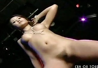 Young Japanese Sluts Dancing For Your Pleasure - 8 min