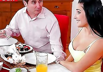 LETSDOEITBrunette Teen Takes Good Care Of Her Pervert Uncle 11 min 1080p