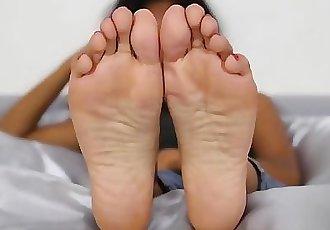Sexy Indian feet 3