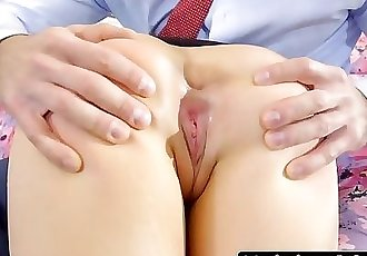 Nubiles-Porn Hot Daughter Squirts On Daddys Big Cock