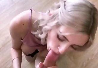 Eva Elfie Blowjob/Titjob Compilation Part 2