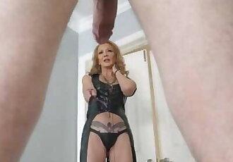 Granny Seeking Young Cock