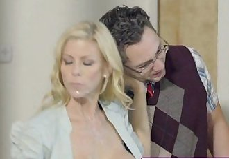 Lucky Son Fucks Step-Mom Alexis Fawx Then Teen Lily RaderHD