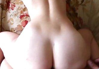 Alex Tanner giving fuck to boyfriend in her room