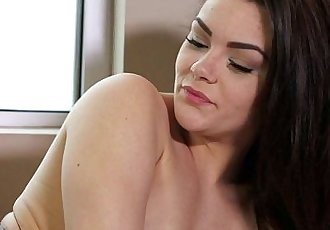 Kimber Woods and the teachers assistantFantasy MassageHD