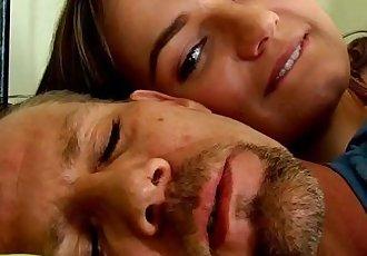 Daughter Charlotte Cross Wakes Up Her Moms Boyfriend