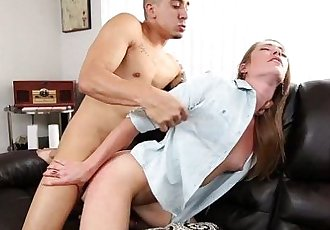 Rough sex to relieve the stress