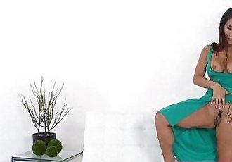 Eva Lovia smoking brunette babe 1 002HD