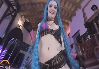 Cosplay Jinx - Cut edition