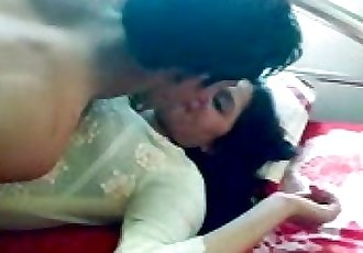 Indian College Couple Having Fun - 1 min 42 sec