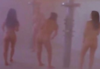 Womens shower rooms in mainstream movies