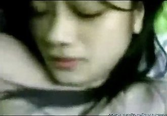 Asian Couple Sex Video Scandal 2 - www.kanortube.com - 4 min