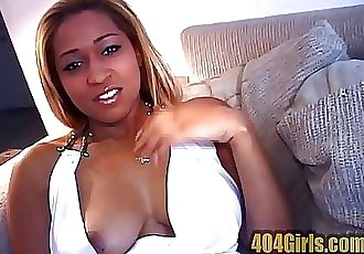 Sexy First Time With a Big Black Cock 20 min 1080p