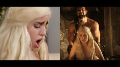 """""""Emilia Woods"""" - SEXY PMV TRIBUTE - Emilia Clarke & Naomi Woods"""