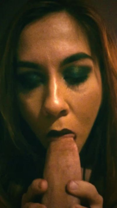 Durrani Rose - Gagging and Deepthroat Swallow