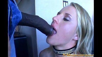 anal interracial sex for Cassidy Blue hot blonde slut